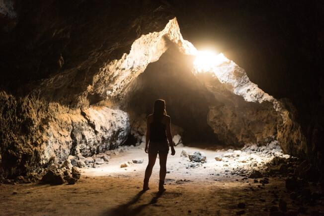 大天使ミカエルメッセージ |洞窟の時代を生きるには?