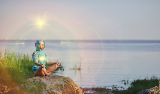 ハイアーセルフと出会う誘導瞑想